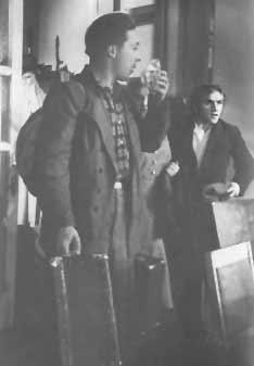 Лев Дуров и Олег Ефремов