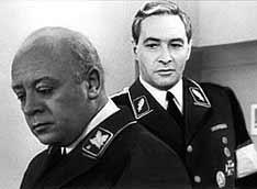 Леонид Броневой и Вячеслав Тихонов