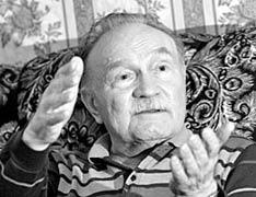 писатель Георгий Садовников