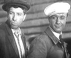 Сергей Юрский и Леонид Куравлёв