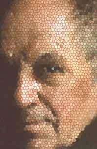 Мозаичный портрет Льва Дурова